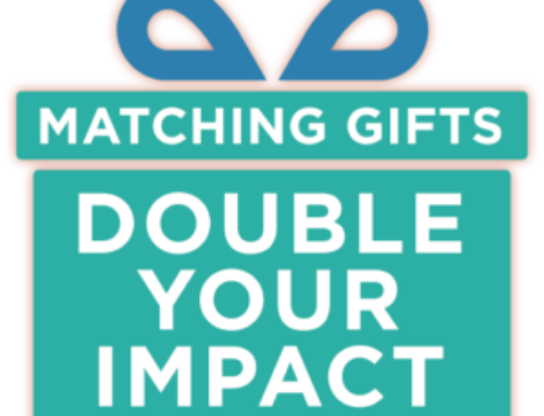 Kudos and Matching Gifts Reminder