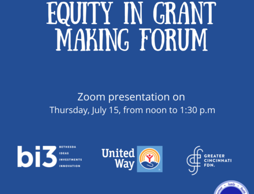 Equity in Grant Making Forum: Local Philanthropists in Action