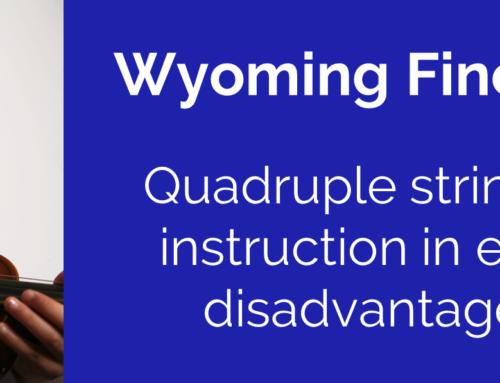 Wyoming Fine Arts Fund