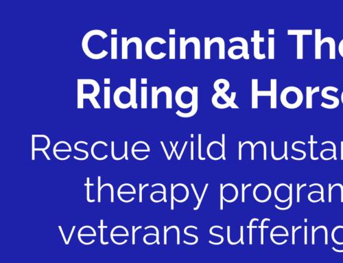 Cincinnati Therapeutic Riding & Horsemanship