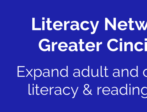 Grant Recipient Update: Literacy Network