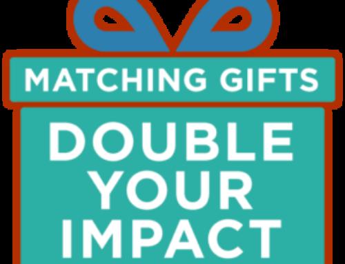 Kudos and Matching Gifts Reminder