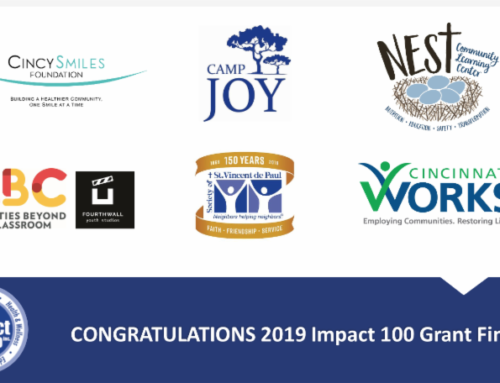Did You Get a Chance to Meet our 2019 Grant Finalists?