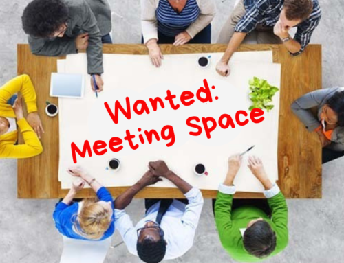 Do You Know of Potential Meeting Space Focus Area Committees & CIRC can use in 2020?