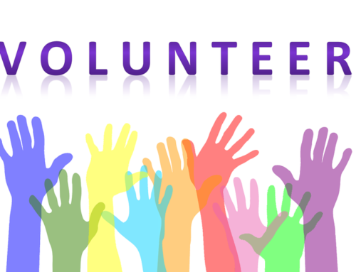 Volunteer – Get Involved in 2020