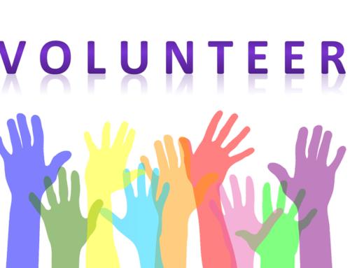 Volunteer – Get Involved in 2020