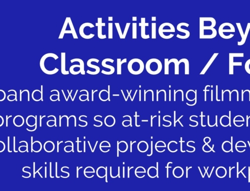Activities Beyond the Classroom/Fourthwall