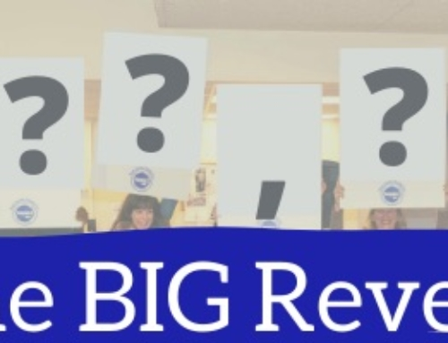 Join us for The BIG Reveal