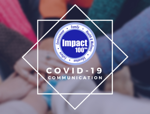 Impact 100 Announces Donation of $68,000 to COVID-19 Regional Response Fund and 1:1 Matching Opportunity to the Community