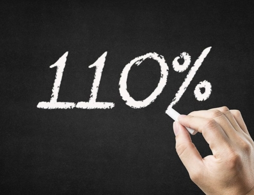 Would You Consider Becoming a 110% Member?