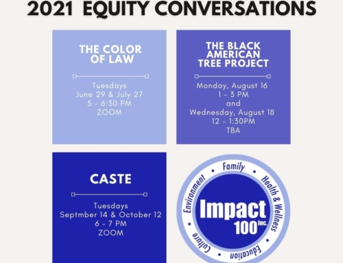 Join the Conversation on Racial Equity