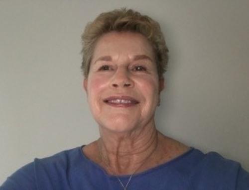Members Spotlight – Ruth Bobenread